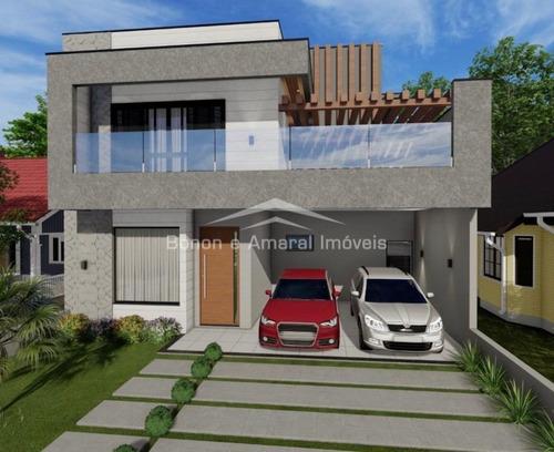 Imagem 1 de 22 de Casa À Venda Em Residencial Real Parque Sumaré - Ca013004