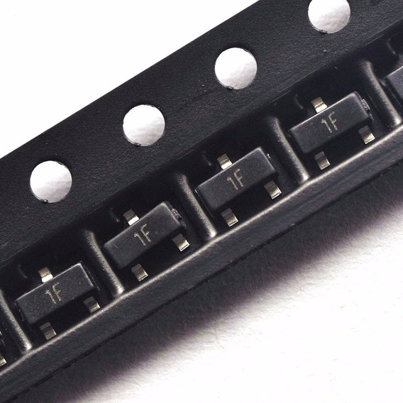 Pc100 Pçs -transistor Smd Bc847b 1f Sot23 -novo