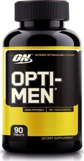 Opti-men 90 Caps - Multivitaminico Importado Optimum
