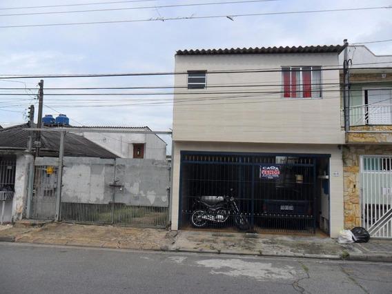 Casa Em Cidade Patriarca, São Paulo/sp De 150m² 3 Quartos À Venda Por R$ 550.000,00 - Ca235334