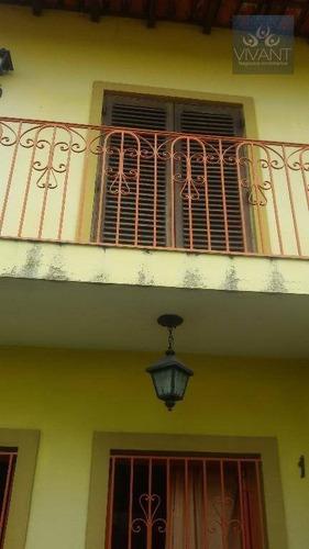 Imagem 1 de 30 de Sobrado Com 3 Dormitórios À Venda, 290 M² Por R$ 668.000,00 - Parque Suzano - Suzano/sp - So0095
