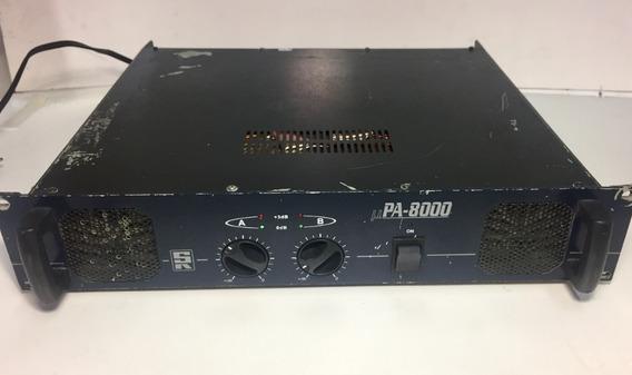Modulo De Potencia Staner Pa8000 Pa-8000