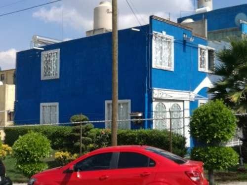 Casa En Renta En Paseo San Carlos Nicolas Romero