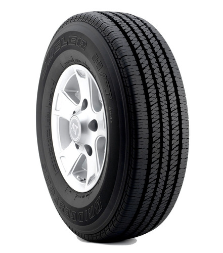 265/65 R17 Bridgestone Dueler H / T 684ii 2 Envío Gratis