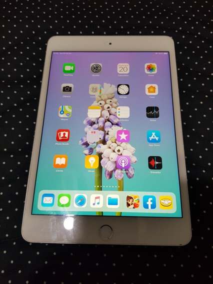 iPad 4 Mini 64 G Tela Retina