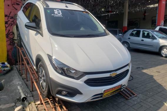 Chevrolet Onix 1.4 Activ Aut. 5p 2017/2018 Branco