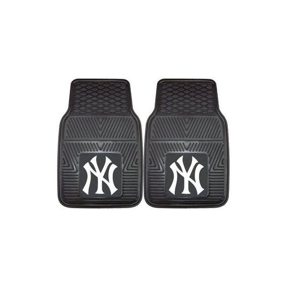 Fanmats Mlb New York Yankees Vinilo Heavy Duty Car Mat