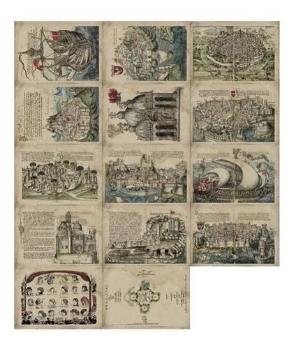 Imagen 1 de 2 de Juego De 14 Postales El Reino Misterioso