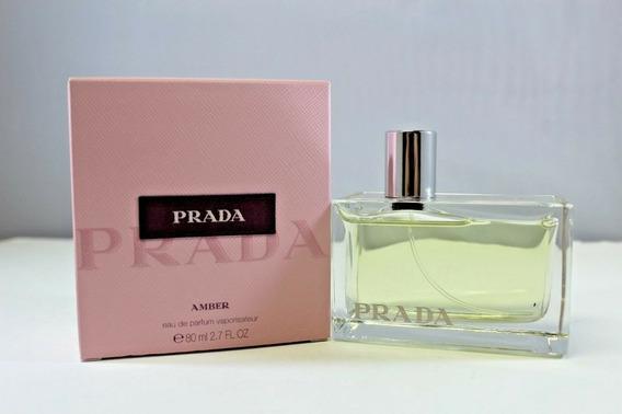 Prada Amber Feminino Eau De Parfum 80ml