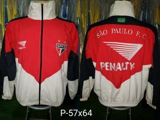 Jaqueta São Paulo Anos 90 Penalty Vermelha