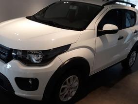 Fiat Mobi 2018 1.0 Way Mt $ 169,000