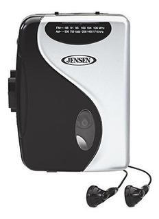 Reproductor De Casetes Estéreo Jensen Scr-68c Con Radio Amfm