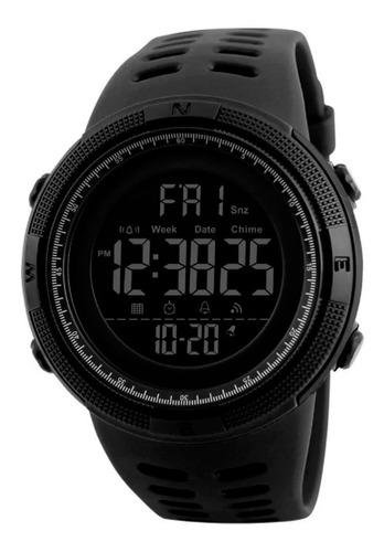 Imagen 1 de 9 de Reloj Hombre Skmei 1251 Digital Resistente Al Agua
