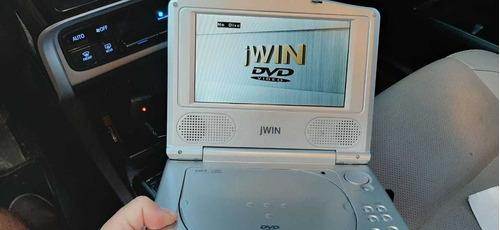 Reproductor Dvd Portátil Jwin.