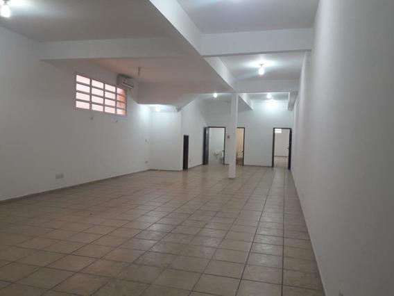 Loja Para Alugar, 210 M² Por R$ 6.300,00/mês - Campo Grande - Santos/sp - Lo0057