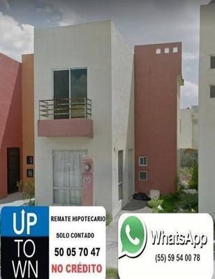 Casa En Remate Hipotecario Apodaca, Nuevo León (ac-7620)