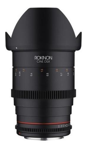 Rokinon 35mm T1.5 Cine Ds Lens  (mft Mount)
