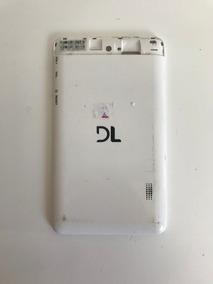 Carcaça Inferior Do Tablet Dl Tp252bra