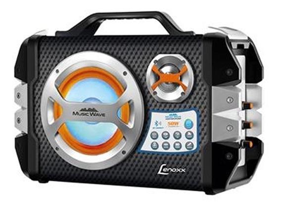 Caixa De Som Amplificadora Lenoxx Music Wave Ca-303 Bivolt