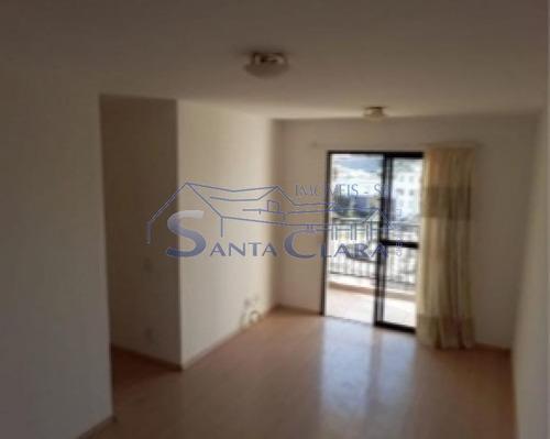 Apartamento Para Venda No Bairro Jardim Umuarama Em São Paulo - Cod: Sc9585 - Sc9585
