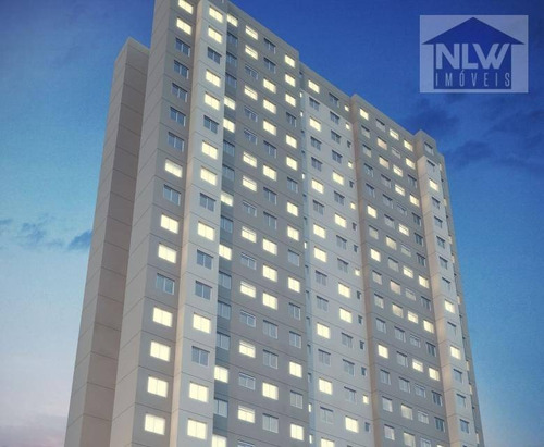 Apartamento Com 2 Dormitórios À Venda, 41 M² Por R$ 176.400,00 - Jardim Celeste - São Paulo/sp - Ap2505