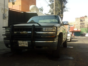 Chevrolet Silverado Pickup Silverado 1500 Aa 4x4 At 2001
