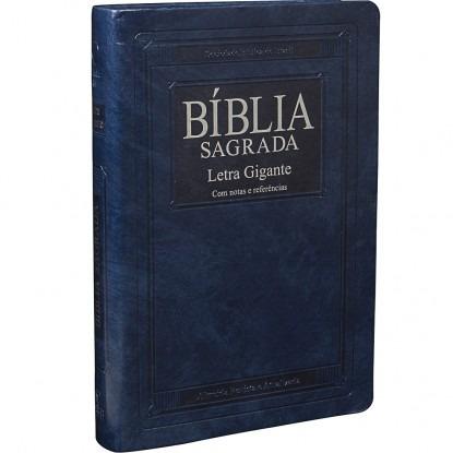 Bíblia Sagrada - Edição Especial - Letra Gigante - Índice La