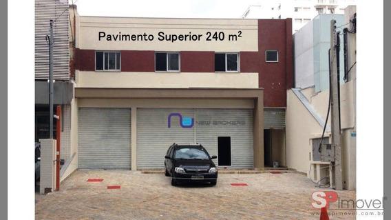 Galpão À Venda, 240 M² Por R$ 1.500.000 - Santana - São Paulo/sp - Ga0775