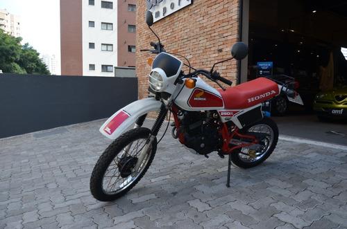 Imagem 1 de 7 de Honda Xl 250r 1983