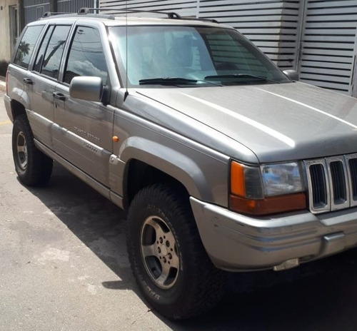 Jeep Grand Cherokee 1998 4.0 Laredo Automático - Particular