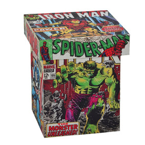 Caixa Marvel Comics - Disney - Mabruk