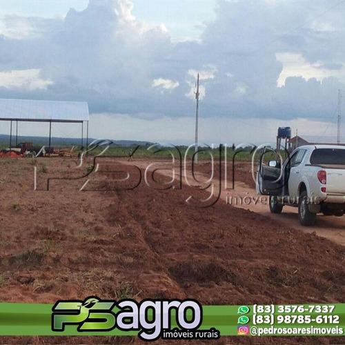 Imagem 1 de 9 de Fazenda À Venda, 227300 M² Por Arrendamento - Zona Rural - Nova Lacerda/mt - Fa0224
