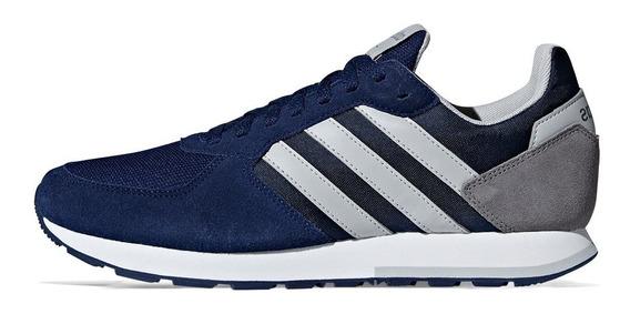 Zapatillas adidas 8k Running Azul Hombre