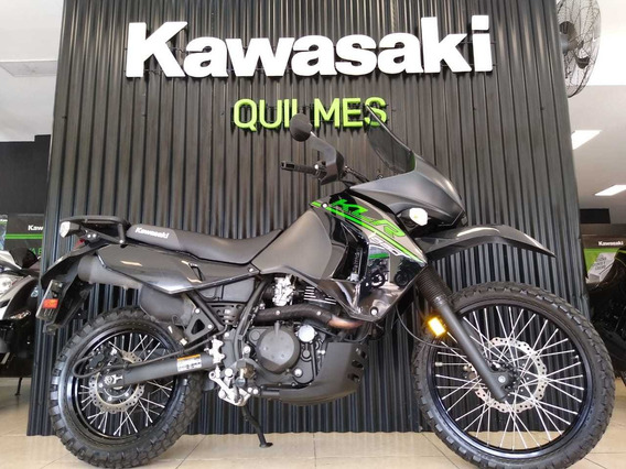 Kawasaki Klr 650 2017 Inmaculado *permuto * 12 Y 18
