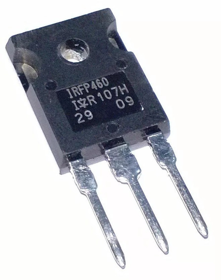 Transistor Irfp460 20a 500v Mosfet Canal N To-247