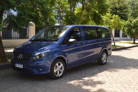 Mercedes-benz Vito 1.6 111 Furgón Mixto Vidriado 7+1 Nuevo