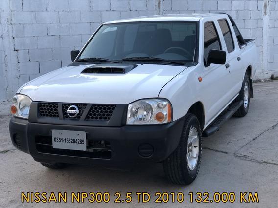 Nissan Np300 2.5 Td 2010 Full * Financio*recibo Menor*