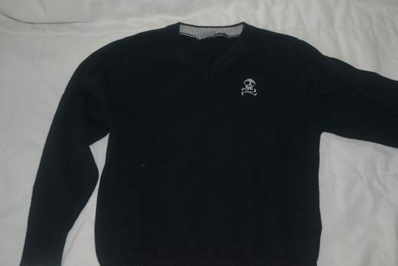 Saco - Sweater Hilo -h&m - Niños Talle: 4