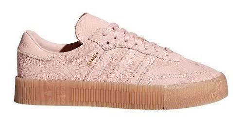 Zapatillas adidas Sambarose Rosa De Mujer