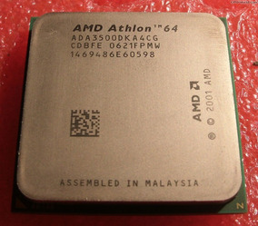 Processador Amd Dcore 3500 Athlon 64 Skt.939. Envio T.brasil