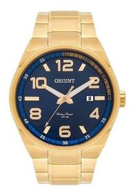 Relógio Masculino Orient Mgss1134 D2kx Dourado
