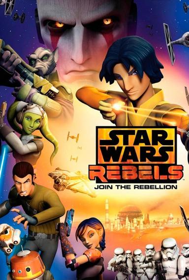 Star Wars Rebels 1-4 Hd