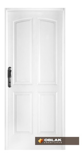 Puerta `m3748` Blanca Inyectada 80 Derecha `presta`