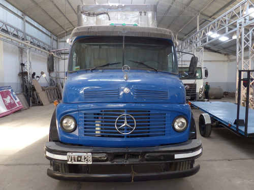 Mercedes Benz 1114 1978
