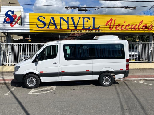 Imagem 1 de 5 de  Mercedes-benz Sprinter 415 Van Luxo T.b. 2.2 Diesel