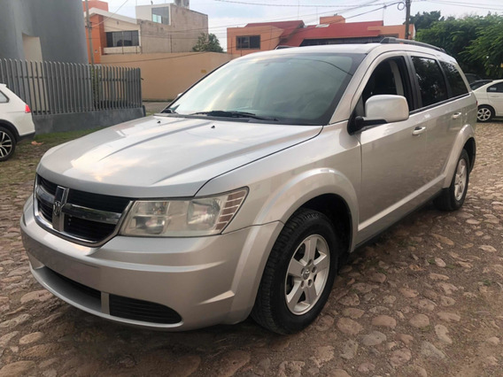 Dodge Journey 2.4 Sxt 7 Pasj At 2010