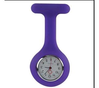 Relógio Enfermeiro Enfermagem Lapela De Bolso