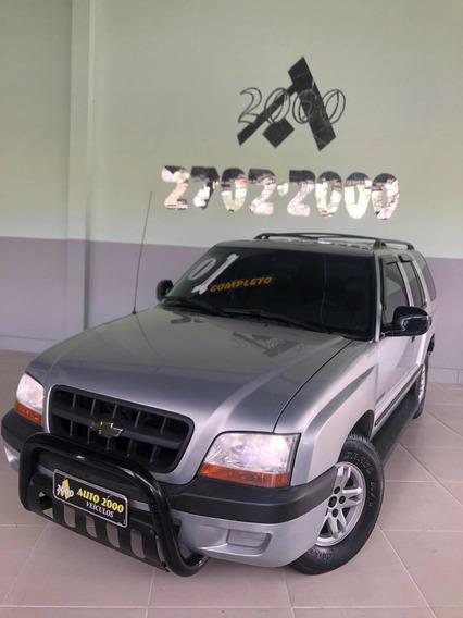 Chevrolet Blazer 2.4 5p 2001 Completo Muito Nova Revisada