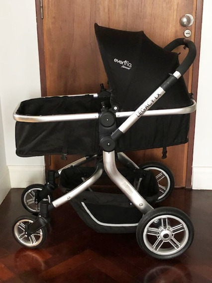 Coche Travel System Evenflo Legacy Lx