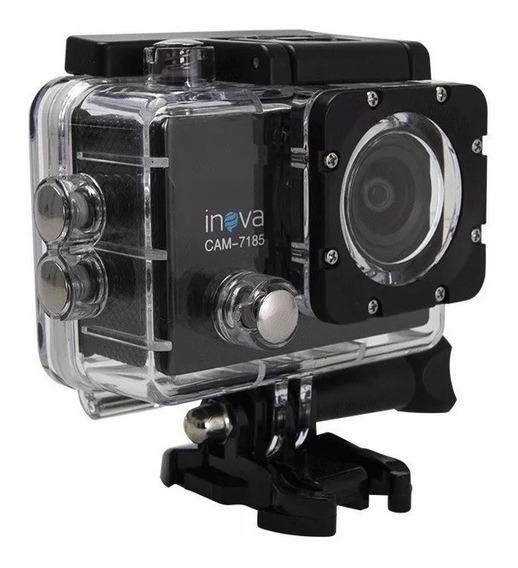Camera Go Pro Alta Resol. Action 4k Ultra Hd A Prova D Agua